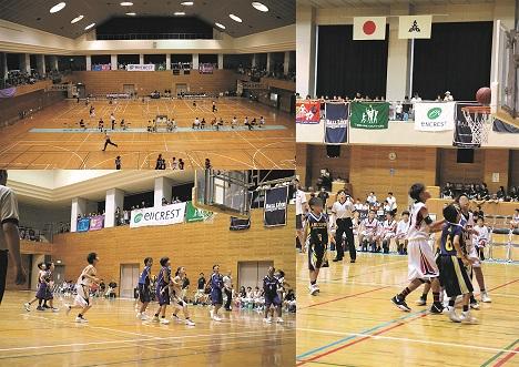 福岡市ミニバスケットボール