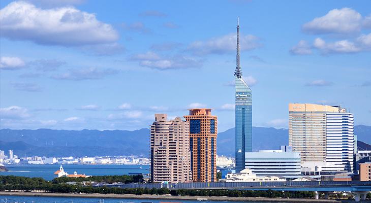 発展を続ける福岡での展開